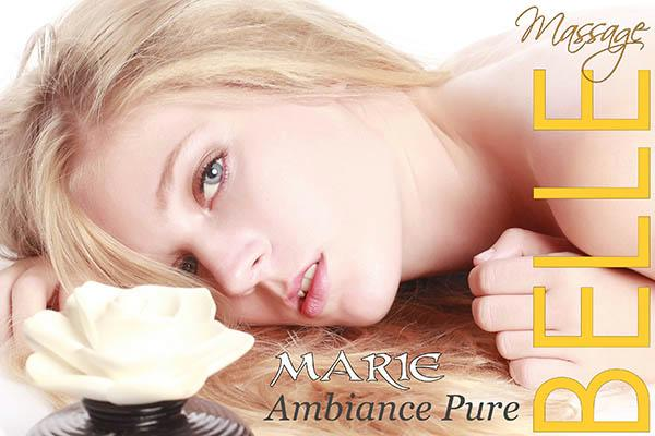 massage marie ambiance pure